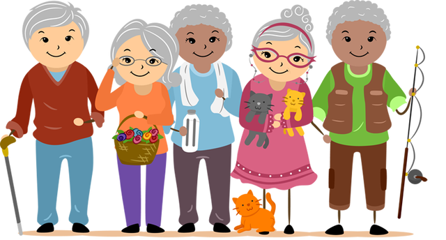 old-people-clip-art-and-information-for-international-day ...